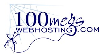 100Megswebhosting company