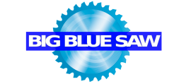 Big Blue Saw